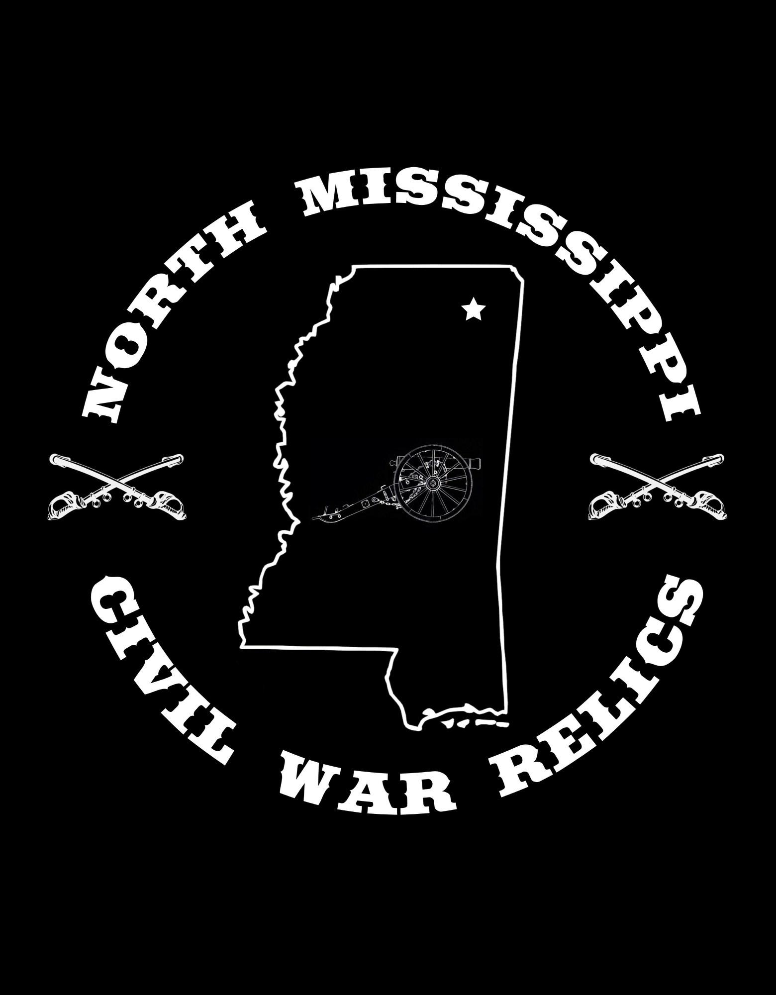 North Miss  Civil War Relics: Misc  Excavated